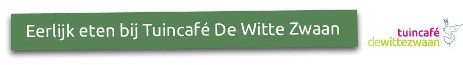 Tuincafe De Witte Zwaan
